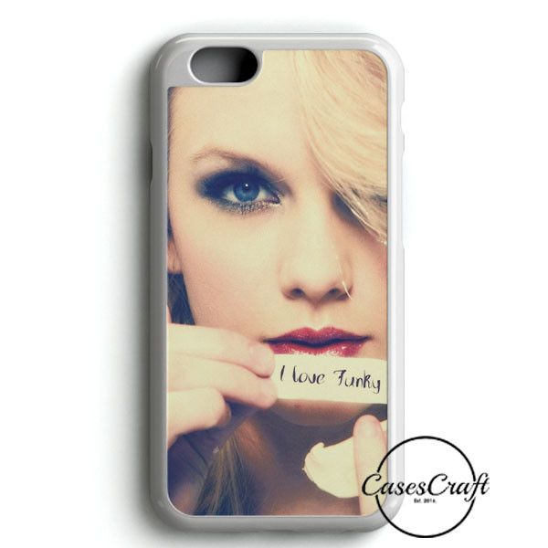 Taylor Swift Poster 1989 Cover Album Taylor Swift Singer iPhone 6/6S Case | casescraft