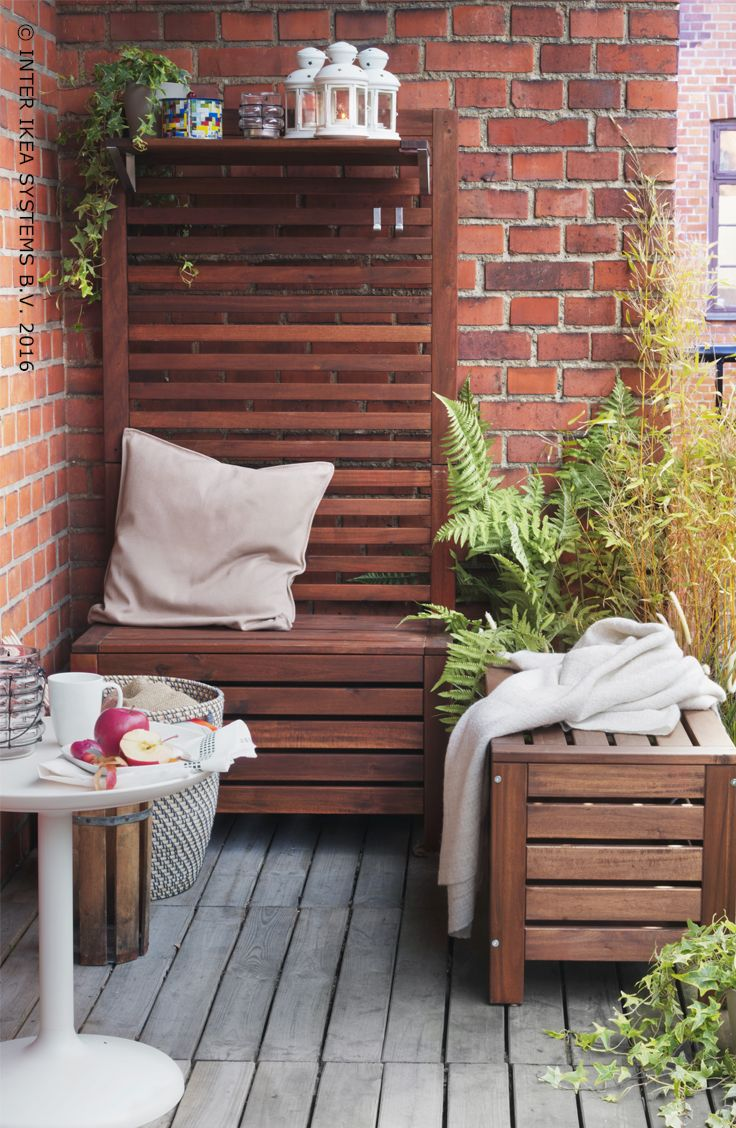 12 best patio images on pinterest decks ikea applaro for Balkon ikea