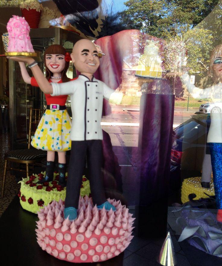 Cake creations Paddington Sydney