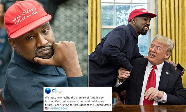 Kanye West S 2020 Bid Facing Failure As After Missing Key Deadlines In 2020 Kanye West Running For President Electoral College Votes