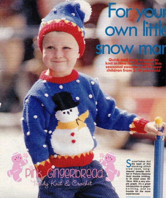 Knitting Patterns For Jumpers For Toddlers : Top 25 ideas about Christmas knitting patterns on Pinterest Jumpers, Reinde...