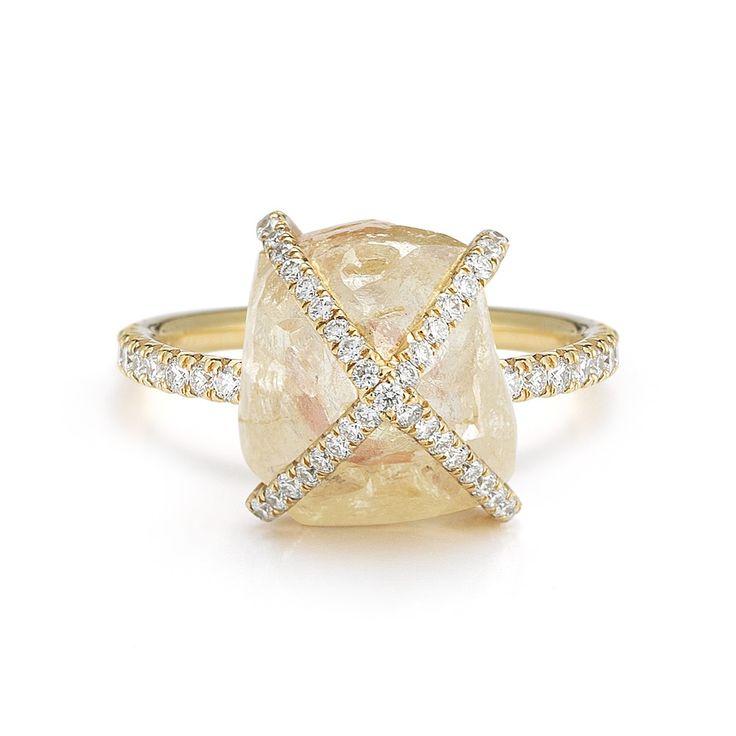 Diamonds Hugging Diamonds.