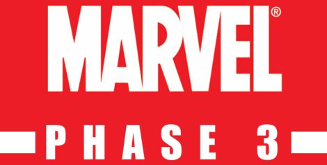 THE ENTIRE MARVEL PHASE 3 LINEUP! HOLY S***!