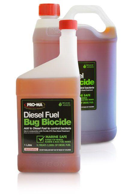 Diesel Fuel Bug Biocide