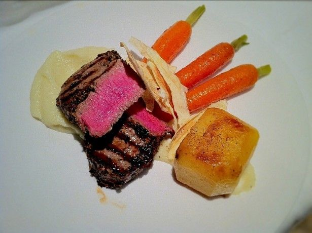 9 best come dine with me starter images on pinterest for Fine dining at home recipes