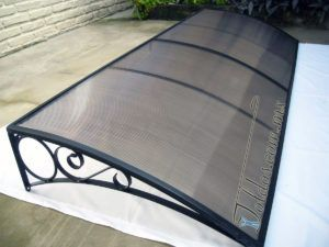 El #policarbonato #techos #decorativo sirve para muchas cosas http://toldos.com.mx/techos-de-policarbonato/