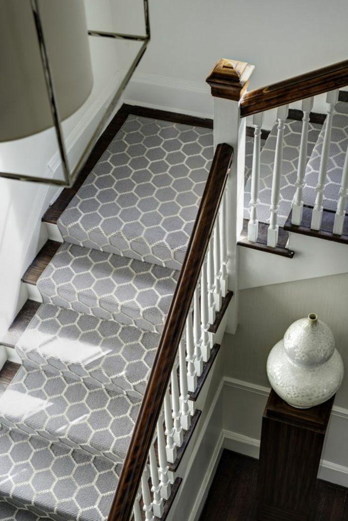 Les 25 meilleures id es concernant tapis d 39 escalier sur for Tapis antiderapant pour escalier