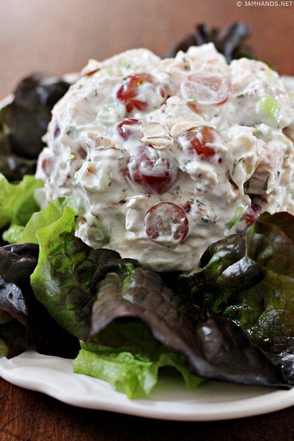 Neiman Marcus Chicken Salad [Copycat].