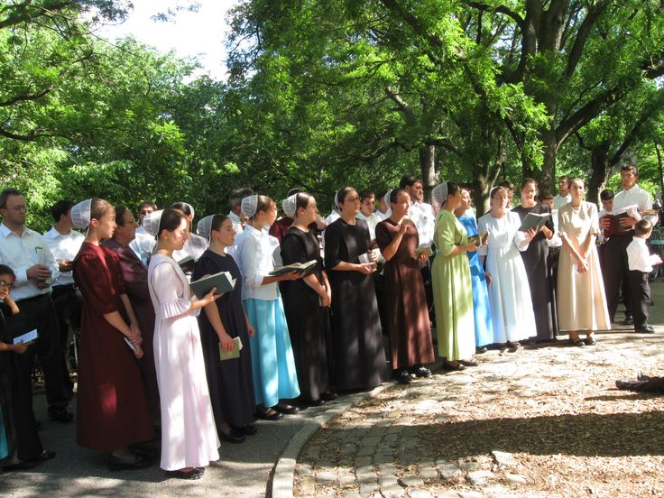 a study on the amish people and culture In this essay i will explore the amish culture one of the things very central to an  amish life is their religion amish people have christian beliefs and believe that.