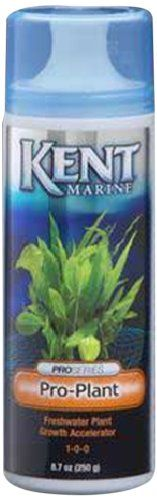 Kent Pro Plant provides bio-available nitrogen magnesium and micronutrients for lush freshwater plant growth. Contains no phosphates. The use of Kent Freshwater Plant Supplement simultaneously with t...