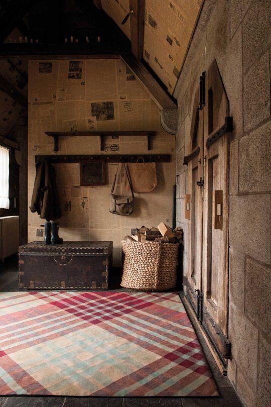 Top Colorful Modern Rugs: Vivienne Westwood, Aelfie, J. Adler & 4 More — Maxwell's Daily Find 03.03.15