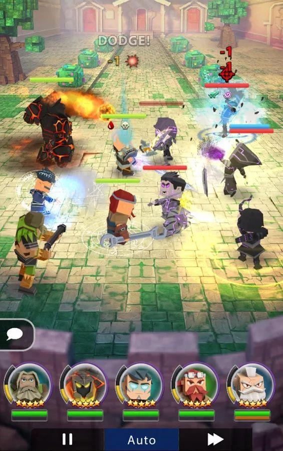 Portal Quest- screenshot
