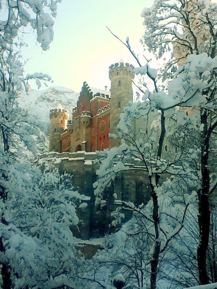 Schwangau Germany  city photos gallery : Neuschwanstein Castle, Schwangau, Germany — by Paula @ A Traveler's ...