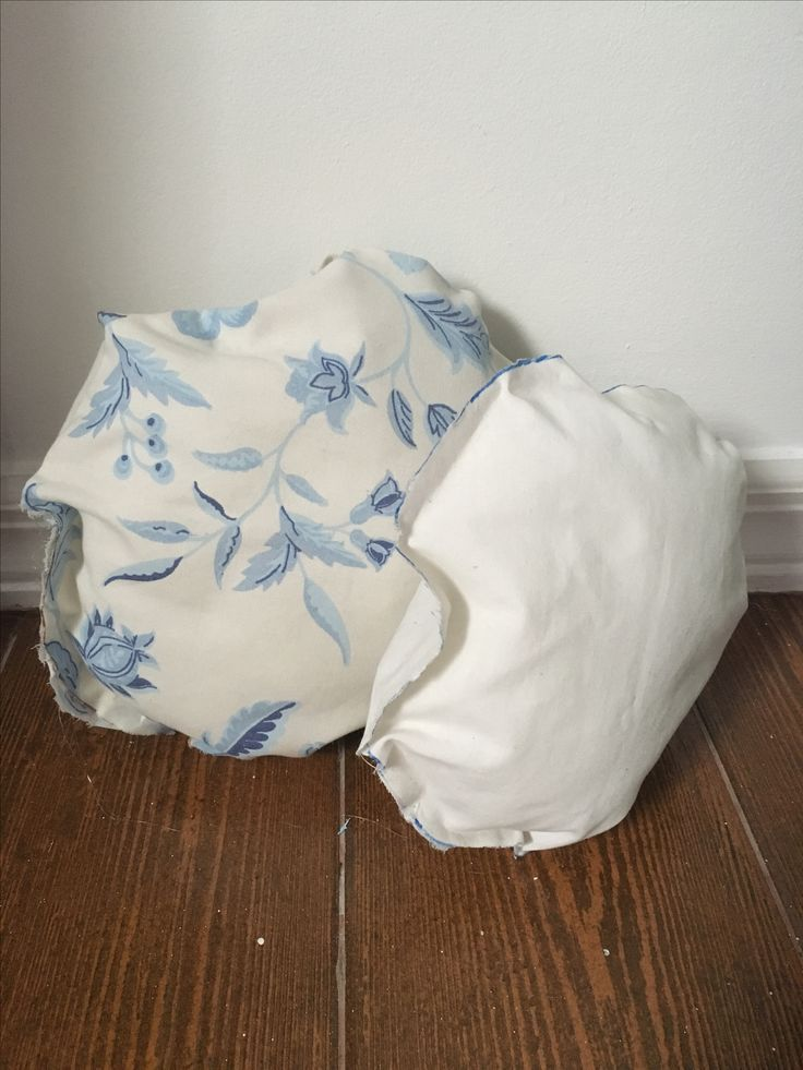 I made two homemade pillows with just a hot glue gun and pillow case cloth You can visit my site http:/misscreativeartist. weebly.com