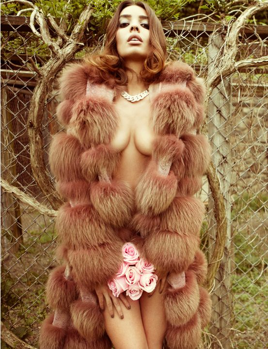 Sexy Ladies In Fur