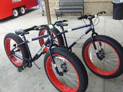 Bicicleta Fat Tire Mongoose Dolomite 7 249 00 En
