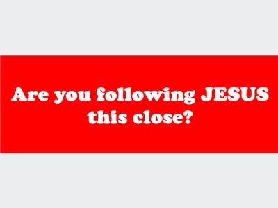 Funny Religious Bumper Stickers