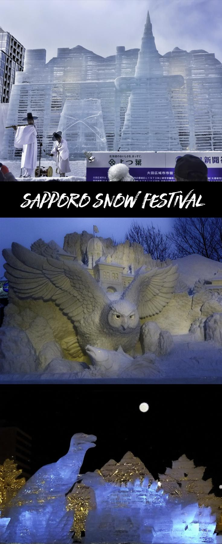 Sapporo Snow Festival In Japan - Everything you need to plan your viist