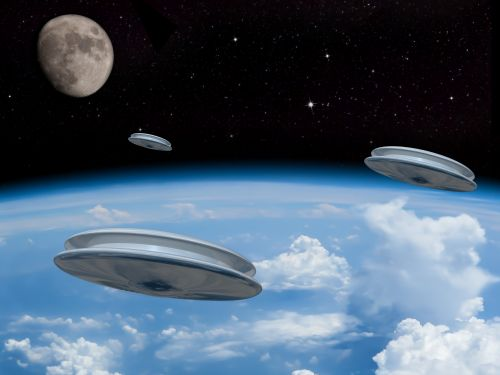 International Space Station Feed Catches Three UFOs | The Daily ...