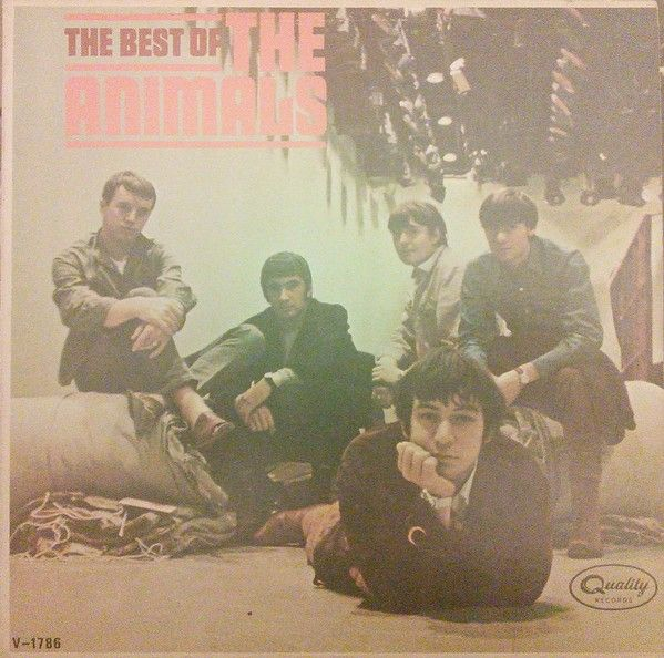 The Animals - The Best Of The Animals (Vinyl, LP) at Discogs  1965/gatefold/compilation