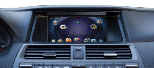 PowerAcoustik P-81ACRD OEM Upgrade Multimedia Navigation System with 8-Inch TFT-LCD Touchscreen Monitor and BlueTooth...