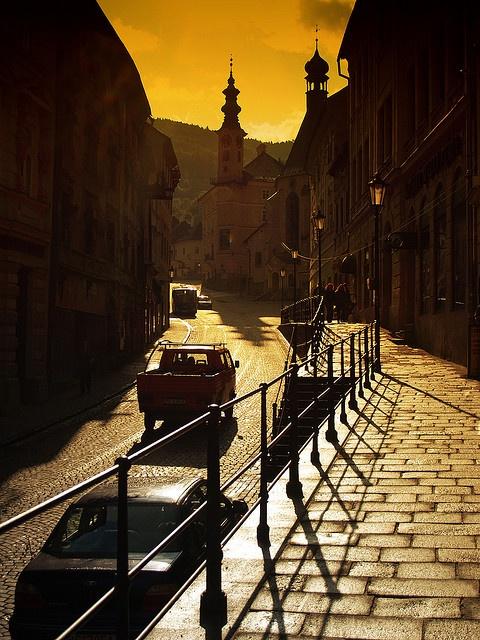 Kreminca, Slovakia. #golden