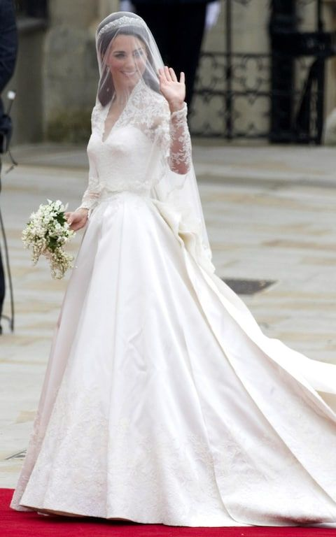 25 cute alexander mcqueen wedding dresses ideas on pinterest the duchess of cambridge alexander mcqueen wedding dress junglespirit Image collections