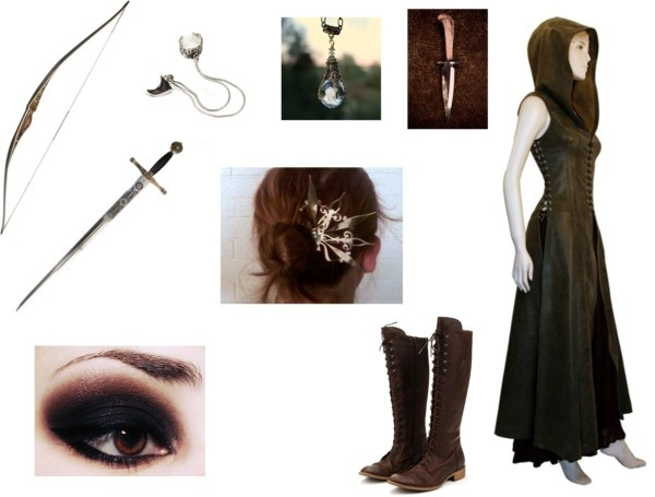 U0026quot;Elven Warrioru0026quot; By Punk-jay Liked On Polyvore | My Style | Pinterest | Polyvore And Warriors