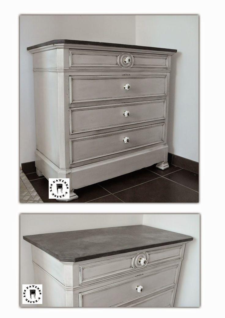 commode craie veien carbone plateau 1131 1600 meuble et peinture pinterest. Black Bedroom Furniture Sets. Home Design Ideas