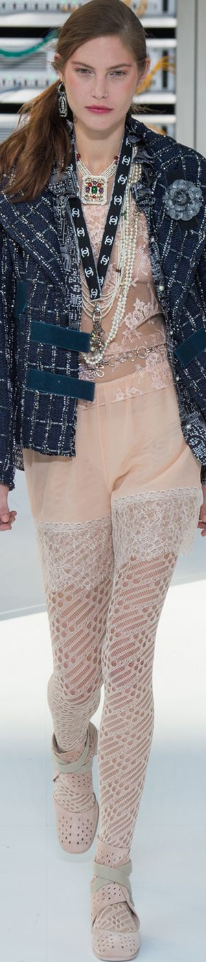 Chanel RTW SS 2017                                                                                                                                                                                 More