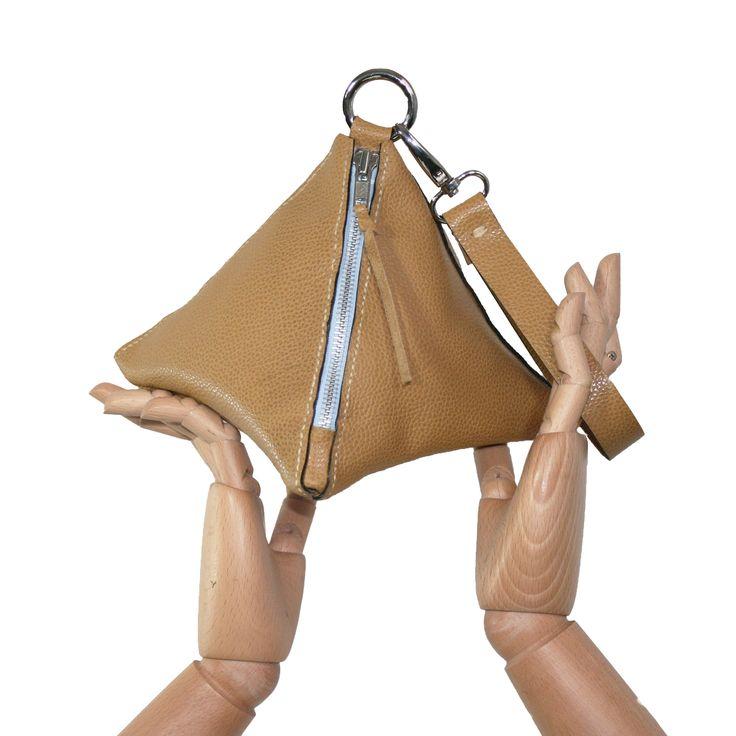 #011 PYRAMIDAL BAG #marclago #bagscollection