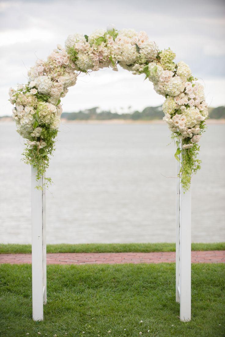 Floral Wedding Arch @afairytalewedd #afairytalewedding