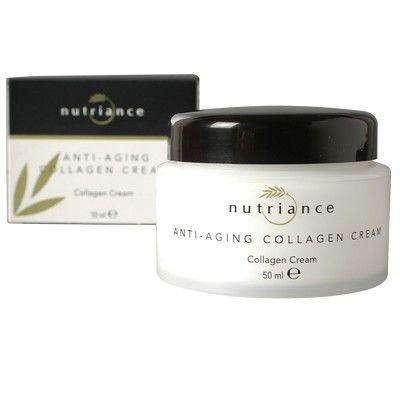 GNLD Anti-Aging Collagen Cream 50 ml Csökkenti a ráncokat és mimikai vonalakat. Emeli a bőr hidratáltsági szintjét.