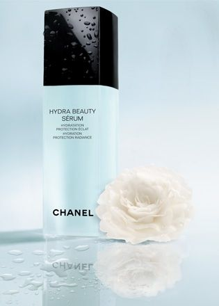 Chanel Hydra Beauty Serum is amazing. Keeps your skin feeling light and fresh. Perfect for the summer!