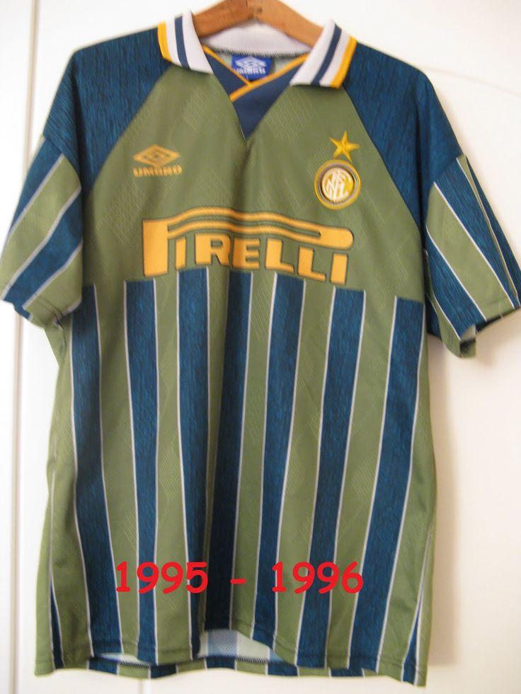 Internazionale F.C. Milano . Seconda maglia