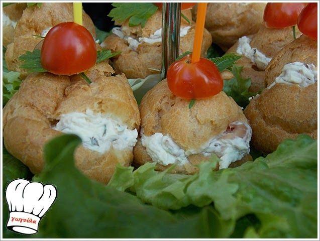 ΣΟΥΔΑΚΙΑ ΑΛΜΥΡΑ!!! | Νόστιμες Συνταγές της Γωγώς