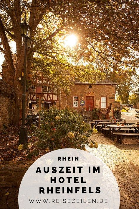 Mein Hoteltipp am Mittelrhein - Das Romantik Hotel Schloss Rheinfels
