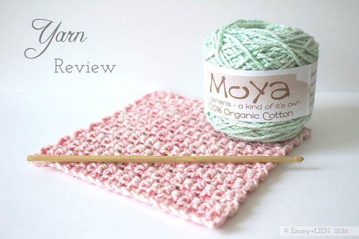 Yarn review: MoYa whisper   Emmy + LIEN blog