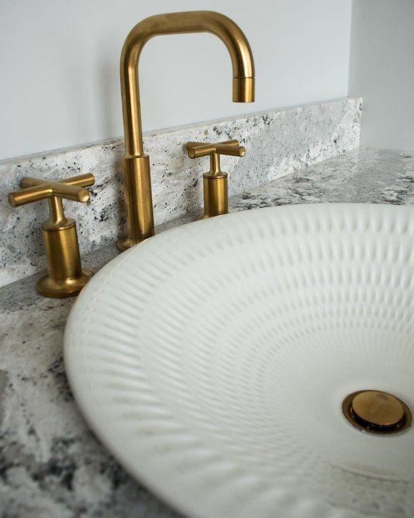 K 17890 Rl Derring Round Vessel Bathroom Sink Kohler In 2020 Sink Bathroom Sink Sink Faucets