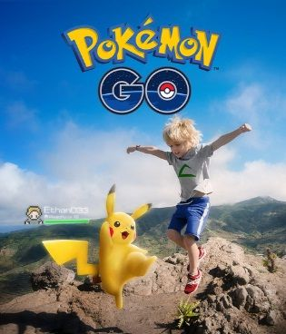 be a picachus next master and have fun dominating in the Pokemon Go entertainment