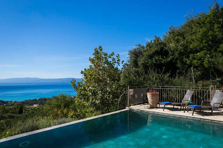 Villa Ifandis | Kefalonia Villas | Private Villa With Pool To Rent In Kefalonia Greece