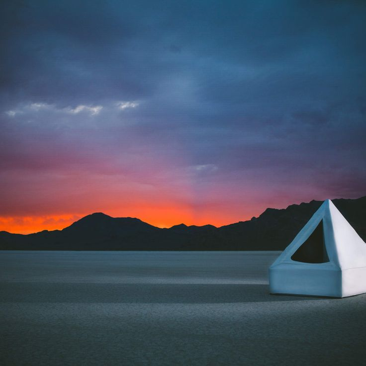 The Isolation Chamber Tent