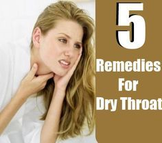 A dry throat is one of the most common medical conditions. Almost all of us suffer from a dry throat at some point in our lives. It can be a symptom of or associated with other medical conditions, lik