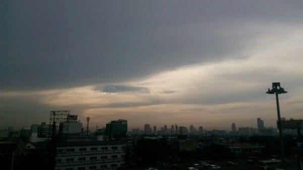 Morning Sky Light 2 ~ My City My Jakarta 05-10-2016