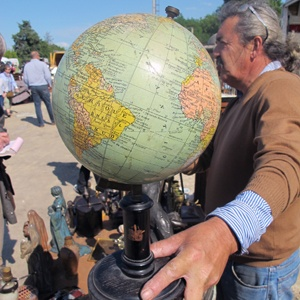World Globe | quintessential duckeggBLUEquintessential duckeggBLUE