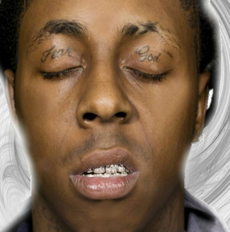 Famous Actors Without Tattoos: Lil Wayne Tattoo Remove By