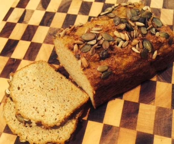 Recipe The Merrymaker Sisters Savoury Paleo Bread by Belbrown - Recipe of category Breads & rolls