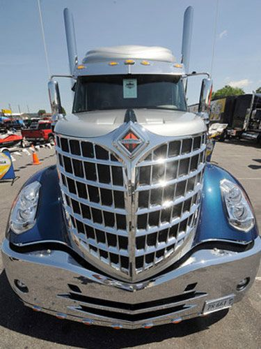 Picture Of Big Rig Headlights : Best ideas about custom big rigs on pinterest semi