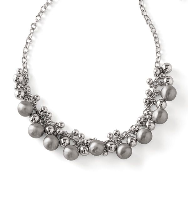 Pop the Bubbly Necklace by lia sophia.