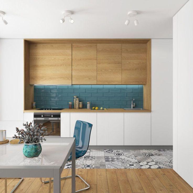 758 best Kitchen images on Pinterest Kitchens, Country kitchens - kleine küchenzeile ikea